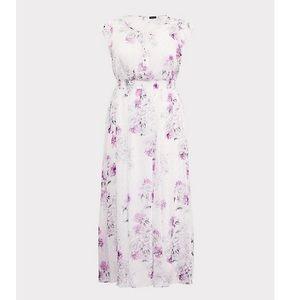 torrid Dresses - Torrid Worn Once Maxi Dress